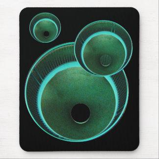Vortices Mouse Pad