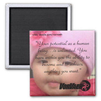 VORVAEH Motivation Magnet