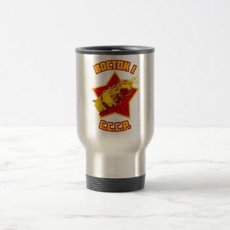 Vostok 1 Drinkware 15 Oz Stainless Steel Travel Mug