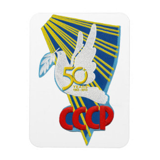 Vostok 6: 50th Anniversary Magnet