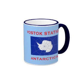 Vostok* Antarctica Souvenir Mug
