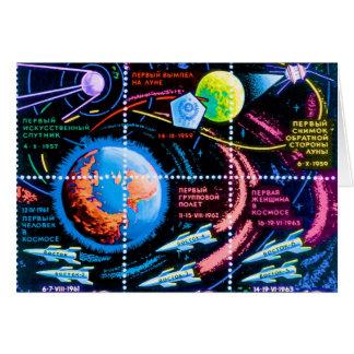 Vostok Card