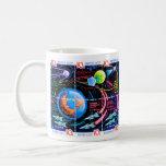 Vostok Classic White Coffee Mug