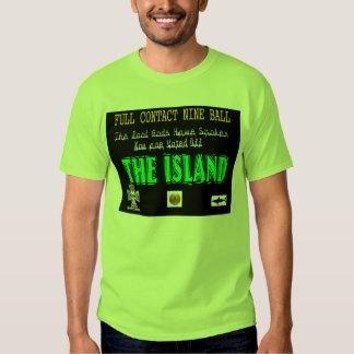 Votado apagado la isla playeras