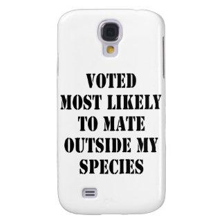 Votado muy probablemente al compañero fuera de mi