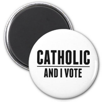 Votante de Cathoilc Imán Redondo 5 Cm