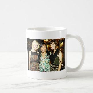 Votante de la ciudad taza de café