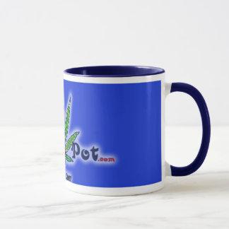 Vote4Pot Coffee Mug