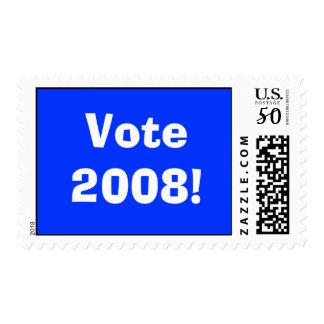 VOTE 2008 Postage