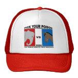 Vote 2008 trucker hat
