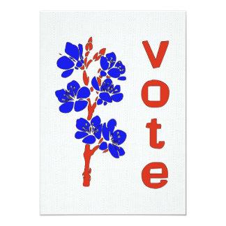 VOTE 2012 CARD