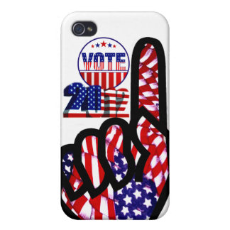 Vote 2012_ iPhone 4/4S cover