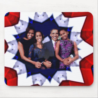 Vote 2012 mouse pad