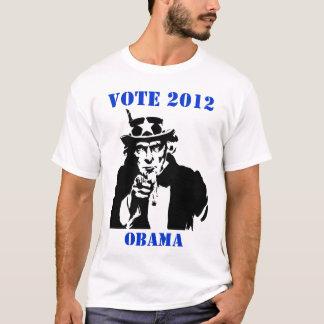 VOTE 2012 OBAMA T-Shirt