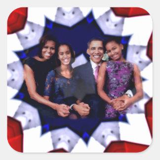 Vote! 2012 square sticker