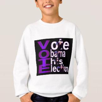 VOTE 2012 SWEATSHIRT