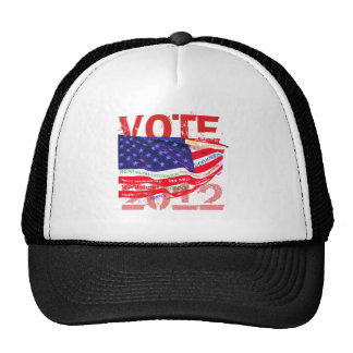 Vote 2012 T-shirts & gifts Trucker Hat