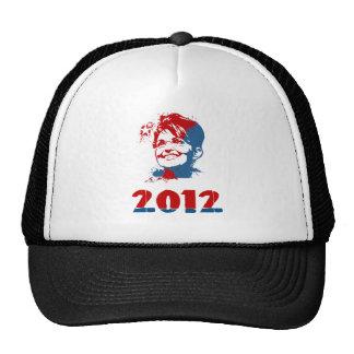 VOTE 2012 TRUCKER HAT