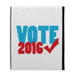 Vote 2016 iPad folio cases