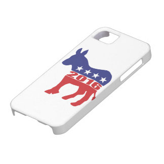 Vote 2016 Democratic Party iPhone 5 Cover