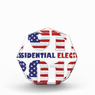 Vote 2016 USA Presidential Election Illustration Award