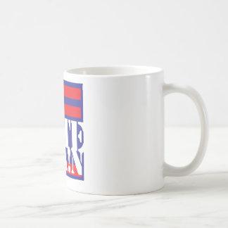 VOTE AGAIN CLASSIC WHITE COFFEE MUG
