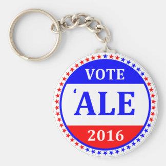 VOTE ALE 2016 keychain