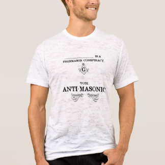 Vote Anti-Masonic T-Shirt
