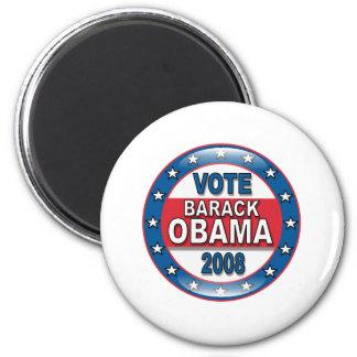 Vote Barack Obama 2008 Fridge Magnet