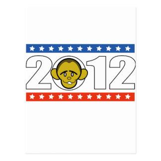 vote Barack Obama Postcard