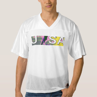 Vote Basic Custom Men's Augusta Replica Football Men's Football Jersey