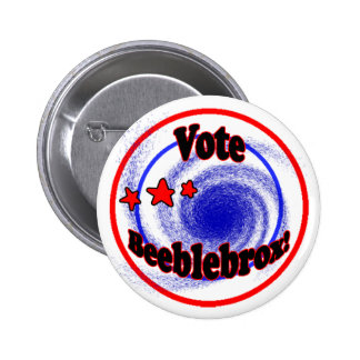 Vote Beeblebrox button