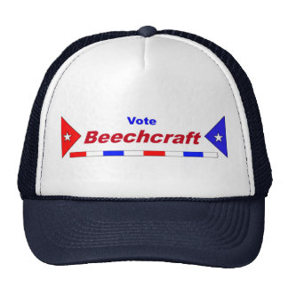 Vote  Beechcraft Trucker Hat