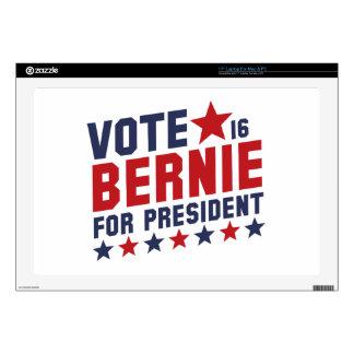 Vote Bernie 2016 Decals For Laptops
