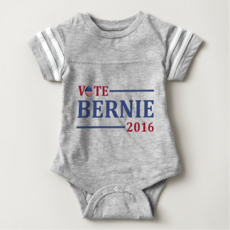Vote Bernie Sanders 2016 Baby Bodysuit