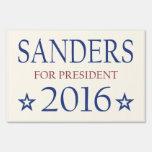 Vote Bernie Sanders President 2016 Signs
