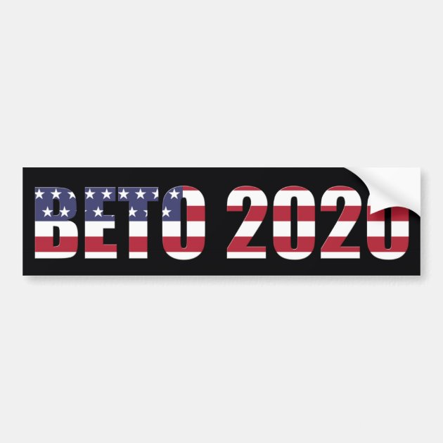Official Campaign Logo Magnet BETO 2020 Official Logo Round Magnet 4 X 4