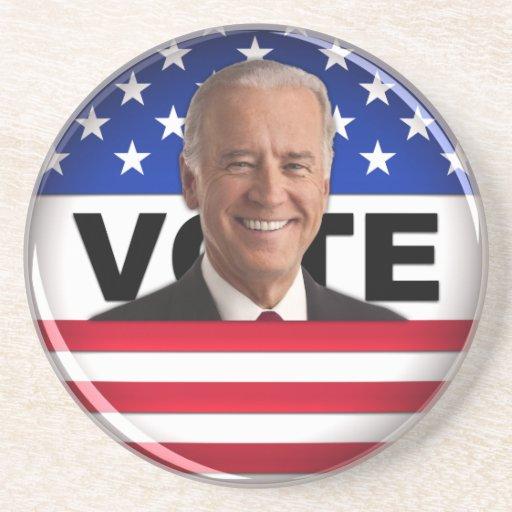 Vote Biden Beverage Coaster