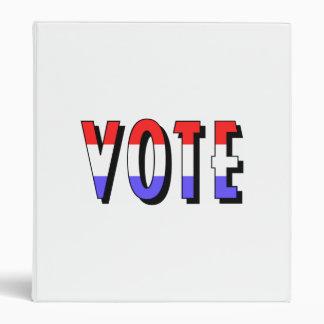 Vote Binder