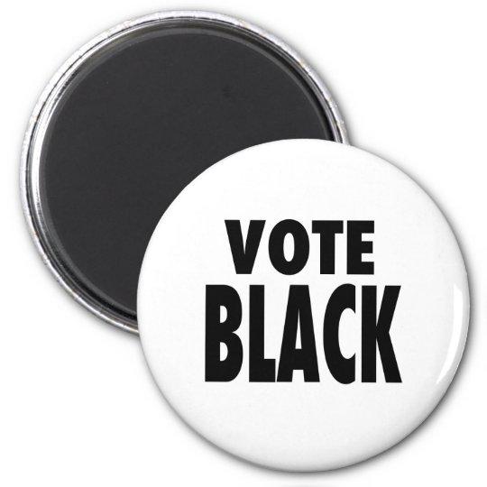VOTE BLACK 2 .png Magnet