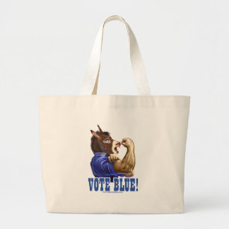 Vote Blue Bag