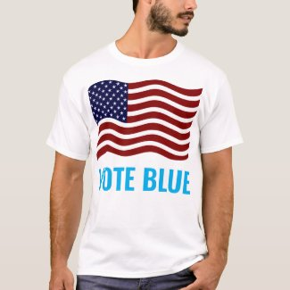 VOTE BLUE T-Shirt