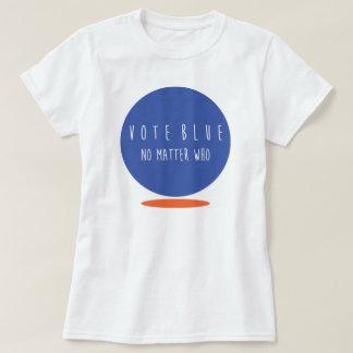 Vote Blue Women's Basic T-Shirt