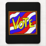 Vote Box Mouse Pad