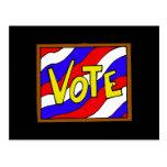 Vote Box Postcard