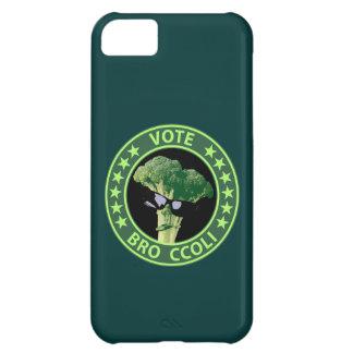 Vote Bro Ccoli Case For iPhone 5C