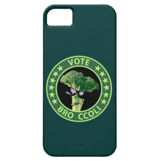 Vote Bro Ccoli iPhone SE/5/5s Case