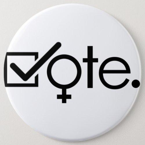 vote. button
