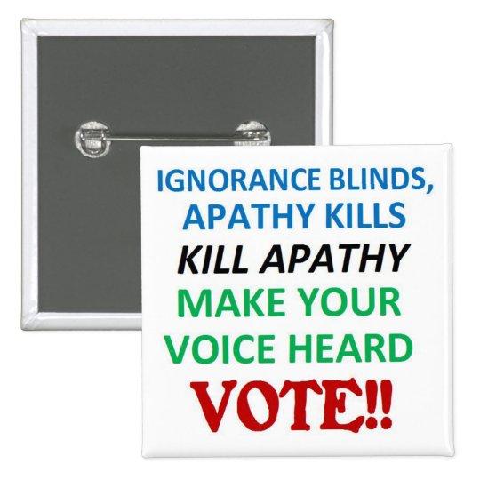 VOTE!! BUTTON