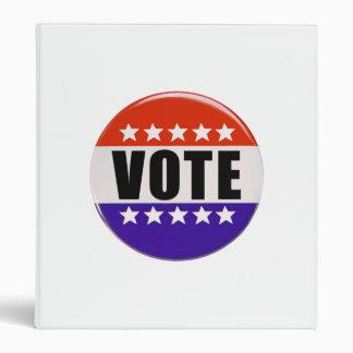 Vote Button Binder